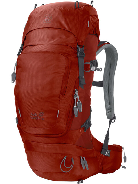 Jack Wolfskin Orbit 26 Daypack Women mexican pepper